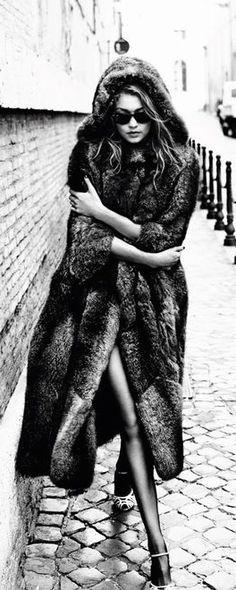 Gigi Hadid | Fashion Glamour x @paigeegordon @paige.eg x