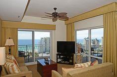 Luau I 7702/7704 (S) - 17th Floor - 3BR 3BA - Sleeps 9 #beachside #luau #rental #sandestin #myvacationhaven