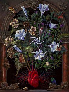 Botanical Alchemy: An Interview with Artist Benjamin A. Vierling