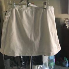 Adidas tennis skirt White tennis skirt. Kids size large. Fits adult xs Adidas Other