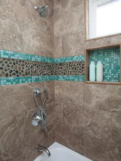 Flipping the Block: Tour the Finished Bathrooms | Flipping the Block on HGTV | HGTV