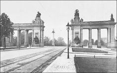 Charlottenburger Tor - ca 1910