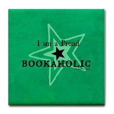 A proud Bookaholic