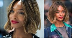 The Best Short Haircuts by Face Shape: Long Bobs are a Great Choice for Heart-Shaped Faces