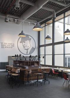 Nike canteen