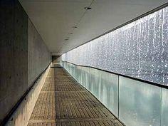 Tadao Ando Water Museum #ando #architecture #tadao Pinned by www.modlar.com