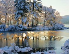 - 65+ Awesome Winter Landscape Photos  <3 <3