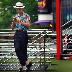 2015 Seoul Garosu-gil  Street Fashion Realstreet #model @heejungkky