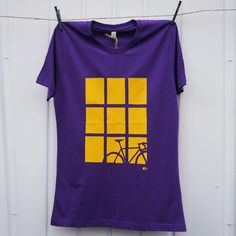 Bike by Window Mens Tshirt - Keen Cyclists - Personality - Christmas Gift Guide - The Lost Lanes