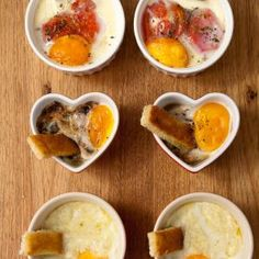 Ovos Ao Forno Da Geraldine (pizza, Presunto Ou Cogumelo)