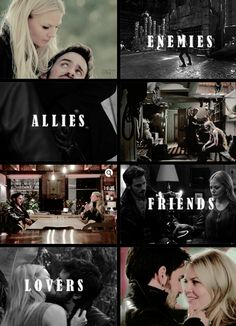 Captain Swan - From hate to love...
