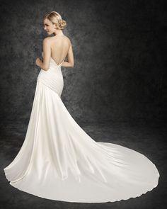 Ella Rosa Style BE313 #bridal #weddingdress