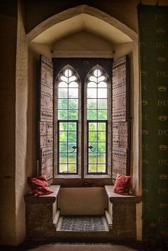 "bonitavista: "" Leeds Castle, England photo via nadsan """
