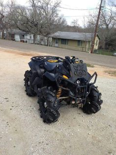 1000 images about cool atvs on pinterest can am commander can am and atv. Black Bedroom Furniture Sets. Home Design Ideas