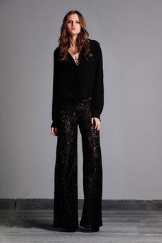 What A Dream Mocha Lace Pants Plus Size | SHOP: Trendy Plus Size ...