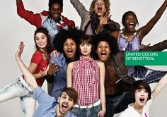 United Colors of Benetton >> One of my favorite brands.