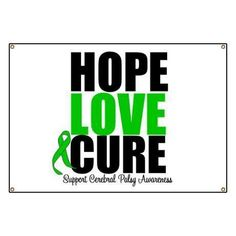 #CerebralPalsyAwarenessMonth Day 19!!  There is no time waste we need a cure!