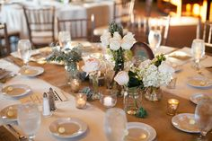 salmon and champagne rustic wedding themes | Rustic Peach and Mint Wedding | Glamour & Grace