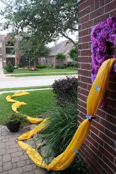 """Photo 1 of 20: Tangled / Birthday """"Tangled Birthday Party""""   Catch My Party"""