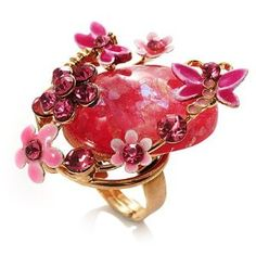 Butterfly Ring ....