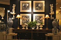 Lisa Mende Design  Chelsea House Showroom