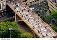 Viaduto Santa Ifigênia -  São Paulo / Brasil