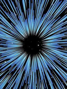 Iphone Star Wars Hyperspace Wallpaper