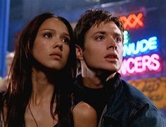 Dark Angel.  Why oh why did Fox have to cancel this show too?