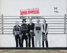 https://flic.kr/p/GNSSa2   Catman                                  Londres This wall is there: benedicte59.wordpress.com/2017/11/14/novembre-2017-street...