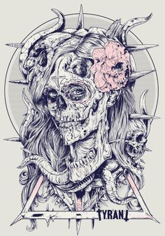 VOODOO by Rafal Wechterowicz, via Behance