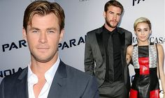 Chris Hemsworth remains tight-lipped on Liam's and Miley relationship