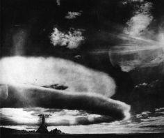 Soviets test a hydrogen bomb