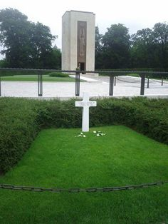 Grave of Gen. George S. Patton, Luxembourg