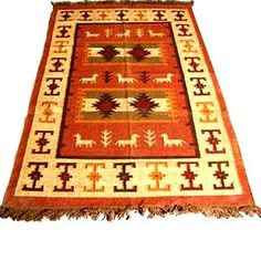 Carpets - crafts in india