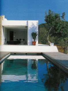 Renovation and extention of authentic Ibiza's countryhouse. by minimum arquitectura