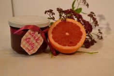 *Pink Lady* - Grapefruit Marmelade von Marmeladentraum-HH auf DaWanda.com