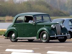 Classic Car News – Classic Car News Pics And Videos From Around The World Vintage Bikes, Vintage Cars, Antique Cars, Classic Cars British, British Sports Cars, 1950s Car, Jaguar Daimler, Old Lorries, Tata Motors