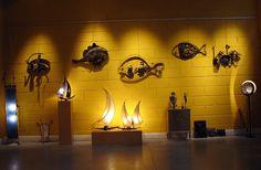 lampade design barche a vela - charles di montevarchi