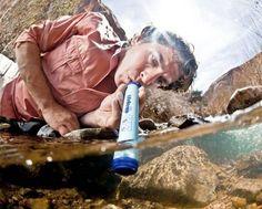 LifeStraw portable Water Filter