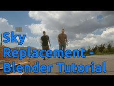 Sky Replacement - Blender Tutorial - YouTube