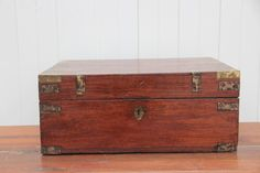 Timber Money Chest #2