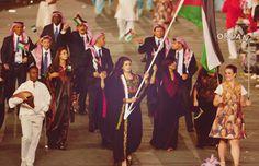 Our Champions.. Go #Jordan. #JO #Nashama #London2012 #TeamJO