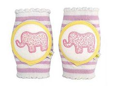 Crawlings Pink Stripe Elephant Knee Pads by Go, Baby, Go: Crawl Pants & Knee Pads on today! Crawling Baby, All Things Cute, Pink Stripes, My Baby Girl, Kids Playing, Little Ones, Baby Kids, Kids Fashion, Infant