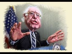 Even after all of the huffing and puffing by the democratic party elite, Bernie Sanders is showing no signs of giving in until after he contests the DNC.