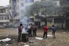 'Hazardous' air pollution in New Delhi now seen to rival Beijing's | Respro® Bulletin Board