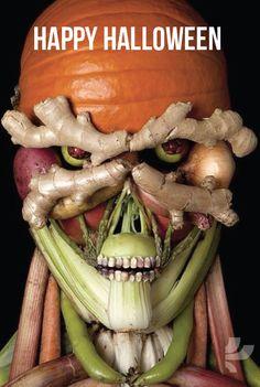 Happy Healthy Halloween :)