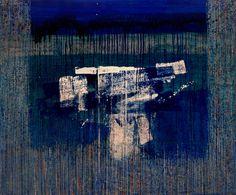 Ноктюрн, картина 100х120 см, холст, масло