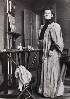 Olga Boznańska, Cracow 1920