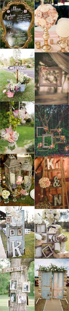vintage wedding ideas best photos - wedding ideas - cuteweddingideas.com