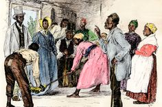 1800's: Jumping the Broom - Black Love Through The Ages